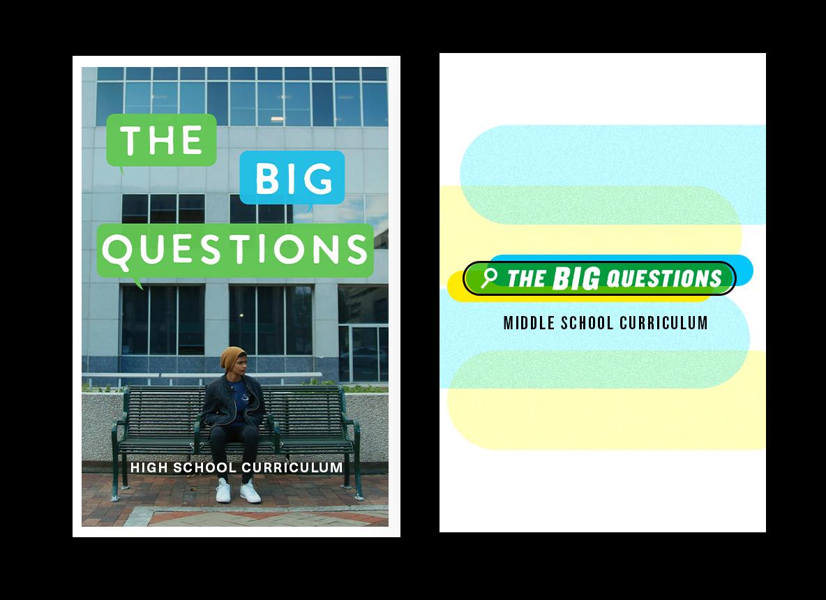 3 Big Questions Curriculum