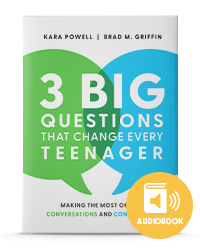 3 Big Questions Audiobook Image