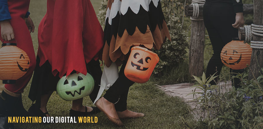 Anonymous Unmasked: Using Halloween to Help Kids Understand Digital Identity
