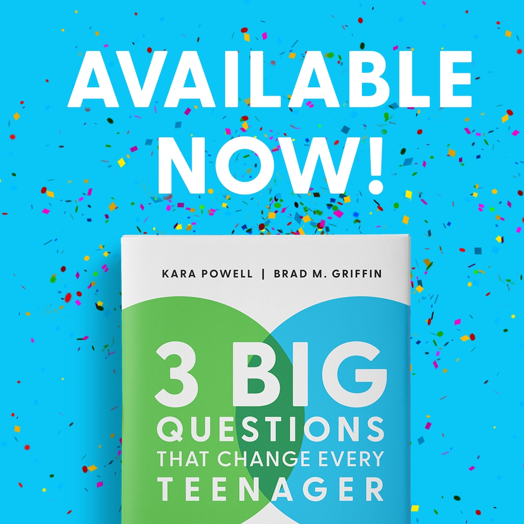 3 Big Questions Book - Available Now