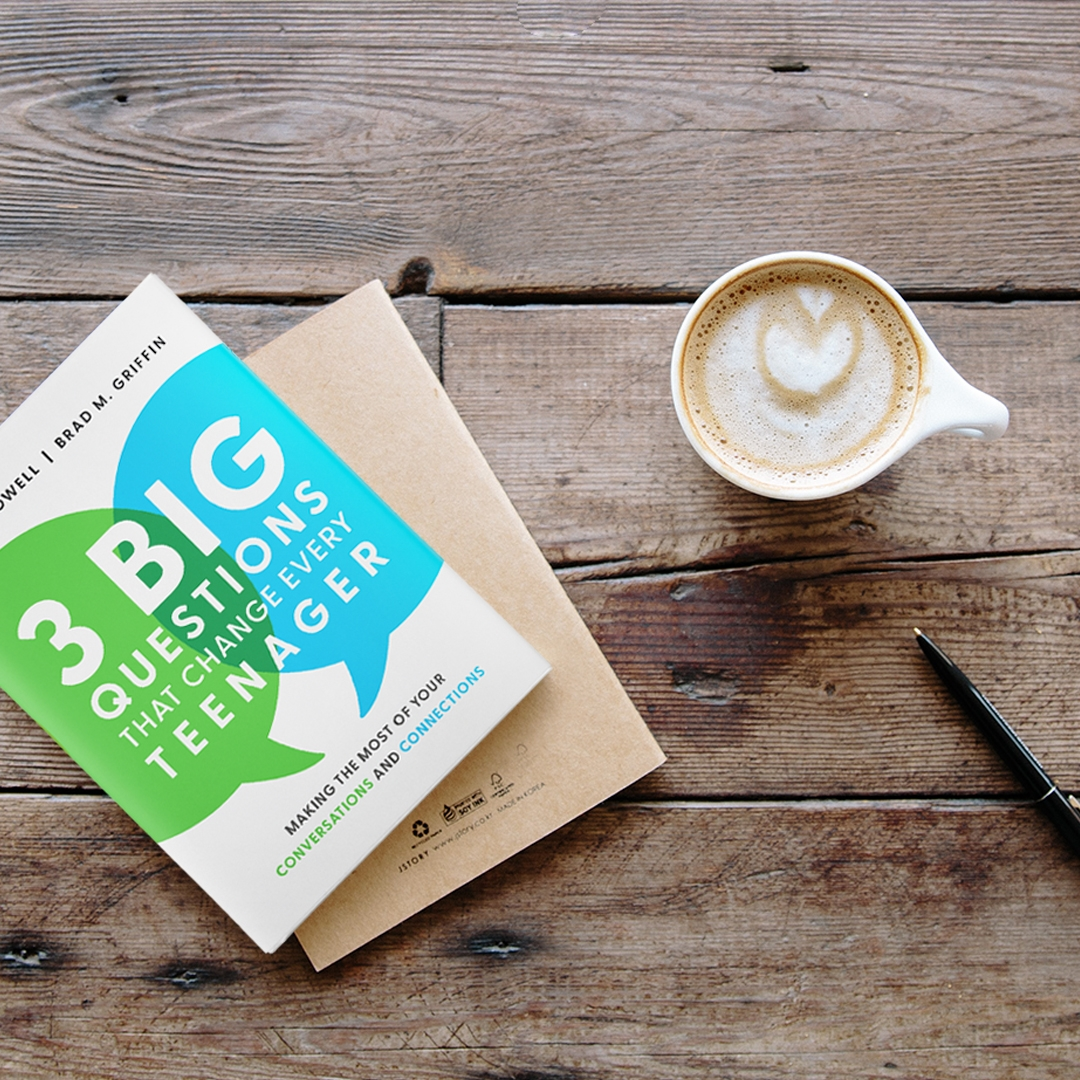 3 Big Questions Book