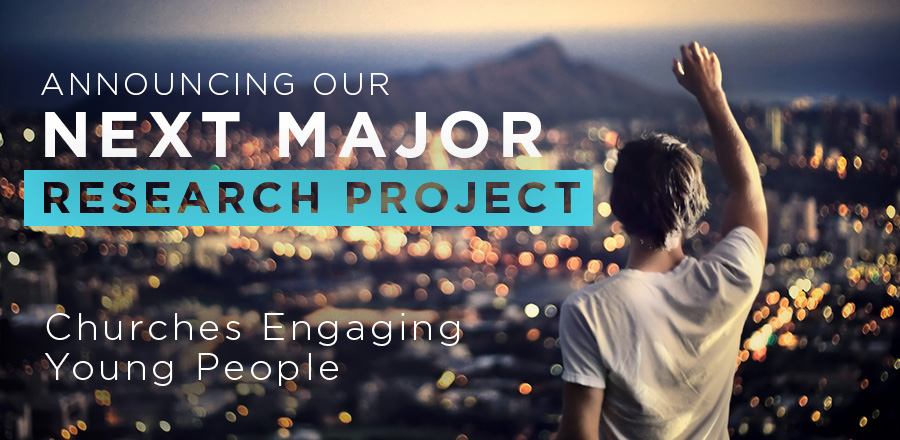 Announcing Our Next Major Research Project