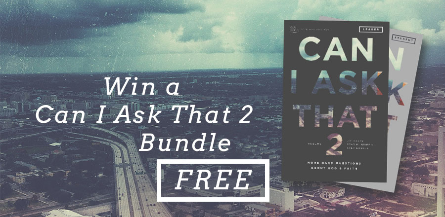 Win a FREE bundle of Can I Ask That? 2 Resources