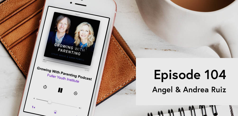 Growing With parenting podcast: The power of example