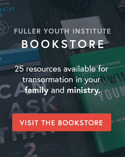 Visit the Fuller Youth Institute Bookstore