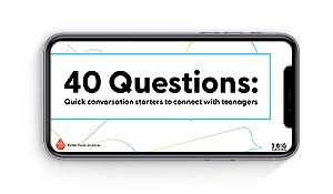 40 Questions Mobile Image