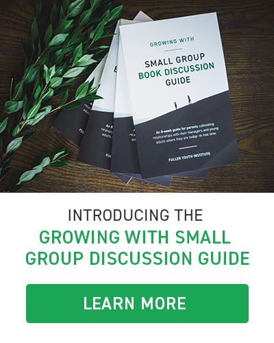 Growing With Small Group Discussion Guide Available Now