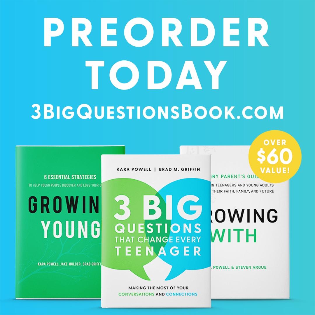 Preorder 3 Big Questions
