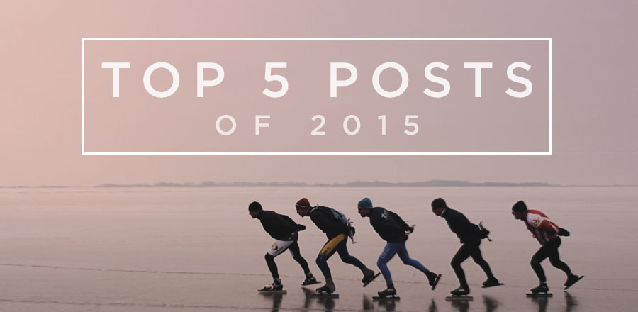 Top 5 Posts of 2015