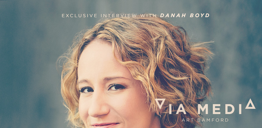 EXCLUSIVE interview with danah boyd