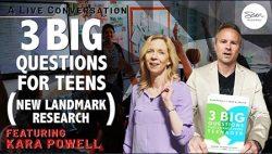 3 Big Questions for Teens - Sean McDowell