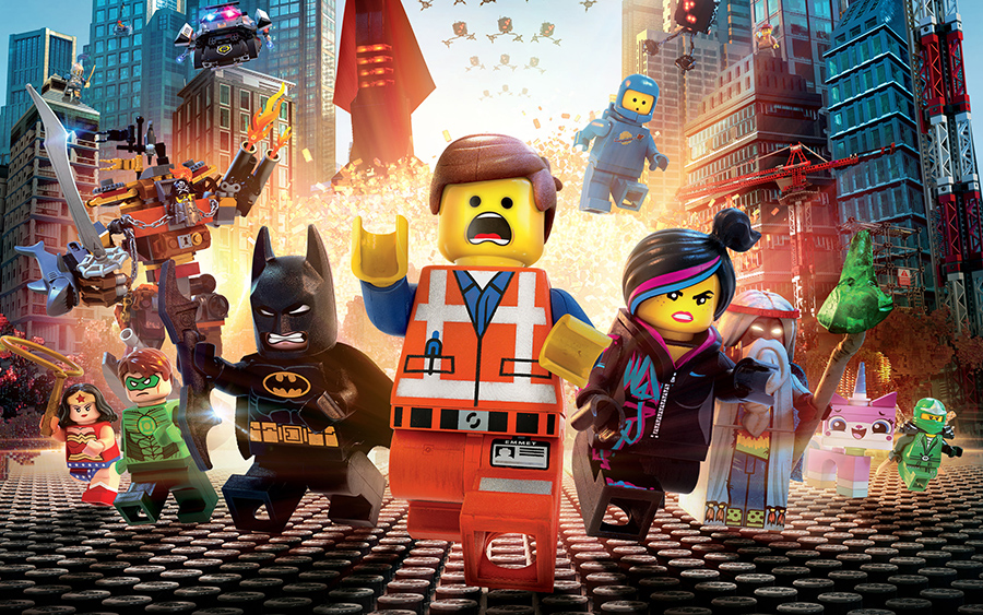 Raising creative kids is hard, just ask the LEGO Movie
