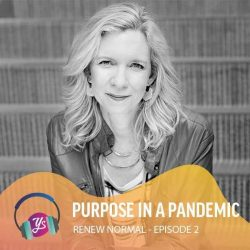 Kara Powell Podcast for Youthscape - Purpose in a Pandemic